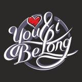 Du & I är long_4 Fotografering för Bildbyråer