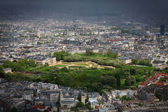 du jardin卢森堡巴黎 库存照片