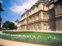 du Jardin Luxembourg zdjęcia royalty free