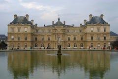 du Jardin Luxembourg Zdjęcie Royalty Free