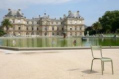 du Jardin Luxembourg Zdjęcie Stock