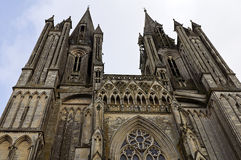 Duża katedra Zdjęcie Royalty Free