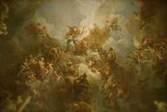 du Louvre Museum 库存照片