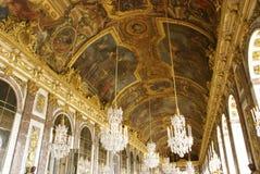 Du Louvre muzeum Obraz Royalty Free