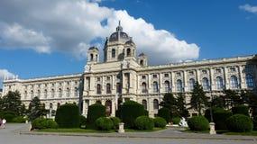 Du musée de Kunsthistorisches à Vienne photographie stock libre de droits