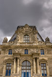 du musee Louvre Zdjęcia Royalty Free