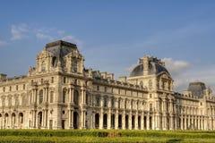 du muzeum Louvre Obraz Stock