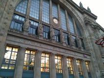 du nord Gare zdjęcia royalty free