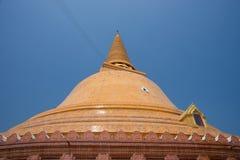 Duża pagoda Obraz Stock