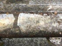 Du pavé topiaire de pierre tombale de cimetière, 34 image stock