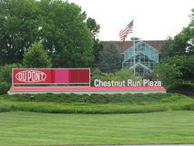 Du Pont Co.'s Chestnut Run office Royalty Free Stock Photography