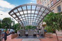 Du Pont Kreis-Washington DC Stockfoto