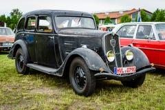Duża rodzina samochodowy Peugeot 301C, 1933 Zdjęcia Stock