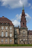 Duński parlament zdjęcie stock
