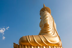 Duża statua Buddha Obraz Stock