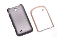 du téléphone 3G couvertures de retour Image libre de droits