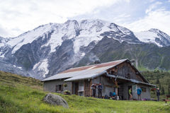 Du Truc Hostel Royalty Free Stock Photo