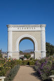 Duży Alhambra symbol Zdjęcie Royalty Free