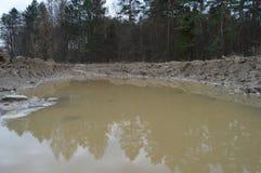 duży basen Zdjęcie Stock