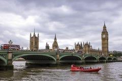 duży ben domów parlamentu fotografia stock