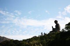 Duży Buddha Fotografia Royalty Free
