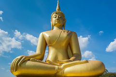 Duży Buddha Obraz Stock