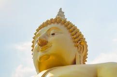 Duży Buddha Angthong, Tajlandia Fotografia Royalty Free