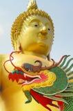 Duży Buddha Angthong, Tajlandia Obrazy Stock