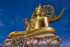 duży Buddha koh samui obrazy royalty free