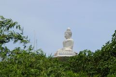 duży Buddha Phuket Zdjęcia Stock