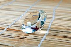 duży diament Zdjęcie Stock