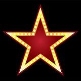 duży gwiazda Zdjęcia Stock