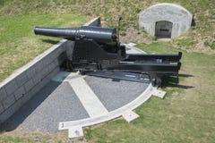 Duży kanon w Europe outside Fotografia Royalty Free