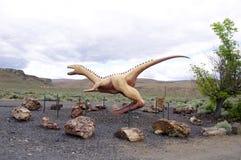 Duży model dinosaur Zdjęcie Royalty Free