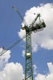 Duży plac budowy w banka anglii aria Zdjęcie Stock