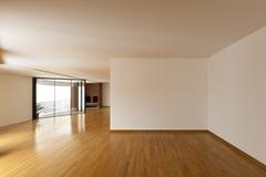 duży pusty pokój Zdjęcia Royalty Free