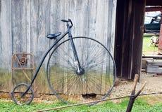 duży rower Fotografia Stock