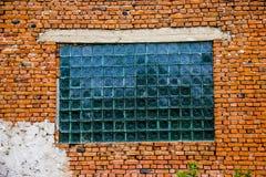 Duży stajni okno Zdjęcie Royalty Free