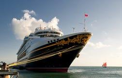 duży statek Obrazy Royalty Free