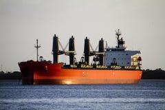 duży statek towarowy Obraz Stock