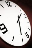 duży zegar Obrazy Stock
