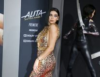 DUA Lipa stockfotos