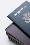 Dual citizenship Stock Image