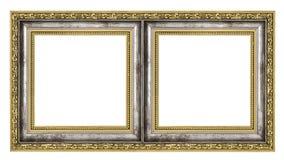 Dual frame Stock Image