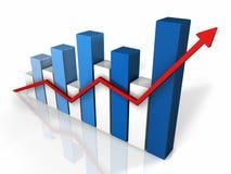 Dual Graph Stock Image