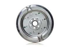 Dual-Mass Flywheel front view Royalty Free Stock Images