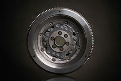 Dual-Mass Flywheel front view Royalty Free Stock Photo