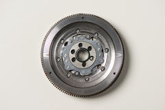 Dual-Mass Flywheel front view Royalty Free Stock Image