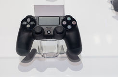 Dual Shock 4 controller for PlayStation 4 Royalty Free Stock Photos