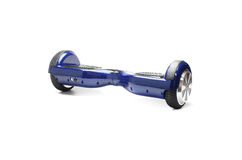 Dual Wheel Self Balancing Electric Hoverboard Royalty Free Stock Images